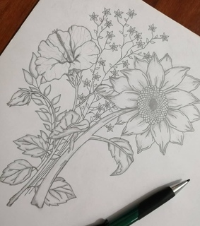 flowers, beautiful and hobby
