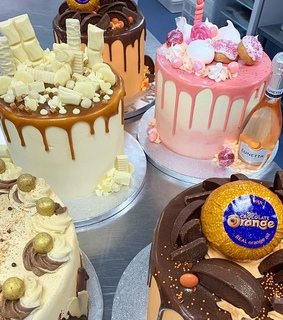bakery, cake and delicious