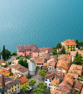 italy, places and scenery