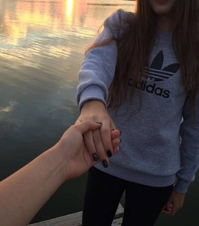 couples, cute and hands