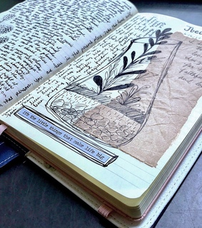 moleskine diary, jbecreate and journals
