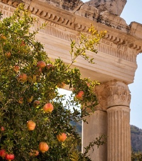 Greece, Temple and ancient