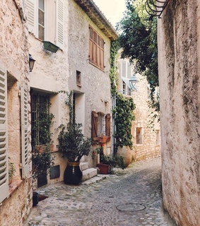 Houses, cute and france