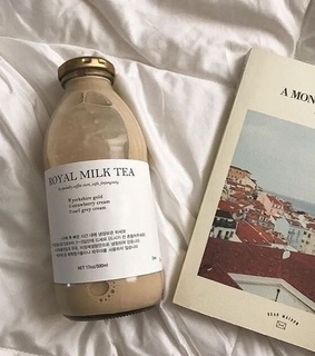 aesthetic, bed and book