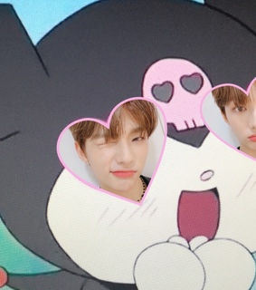 skz, low quality and goth