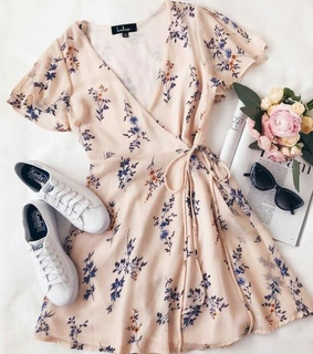 robe, sneakers and 👗