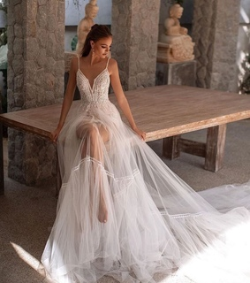 bride, classy and dress