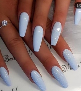 bling, nails and pretty