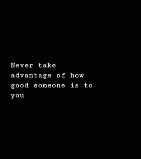 relate, take and advantage
