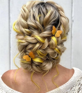 braids, hair and hairstyle