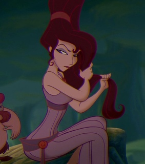 edits, cartoons and megara