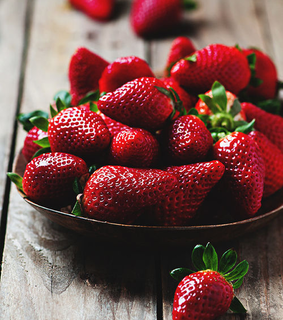 food, fraise and fruit