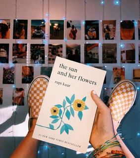 aesthetic, poetry and yellow