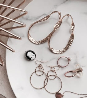 accessories, beautiful and earring