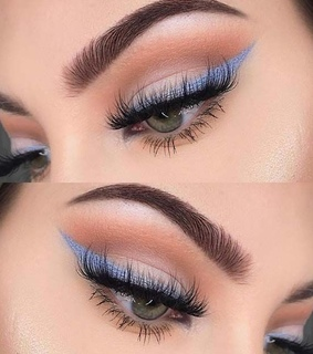 pretty, eyebrows and makeup