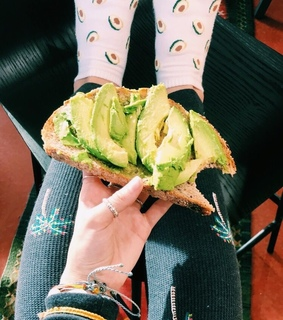 avocados, breakfast and food