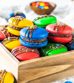 chocolate, desserts and food