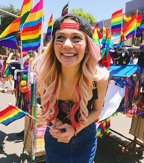 girl, lifestyle and lgbtq