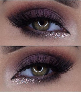 girl things, eyeshadow and eyes