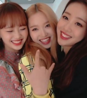 park chaewon, gowon and chuu