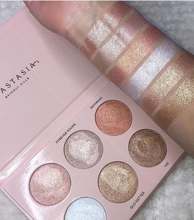 anastasia beverly hills, beauty and glow
