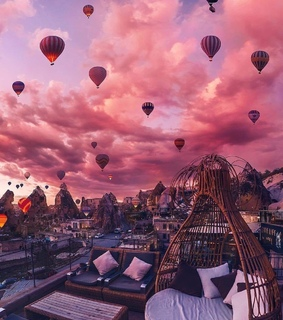 airballoons, background and dreams