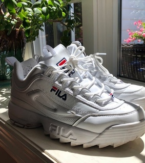 Fila, carefree and shoes