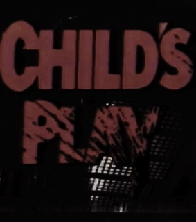 Childs Play, Chucky and black