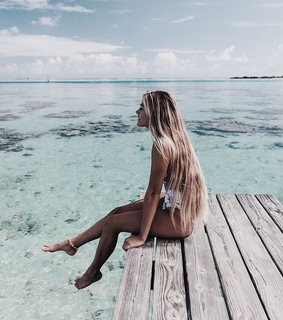 girl, places and summer