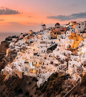 Greece, architecture and cities