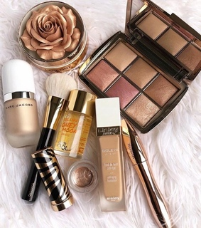 lancome, glow and highlighter