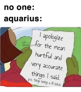 astrology, aquarius and zodiac signs