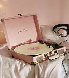 vintage, pink and aesthetic