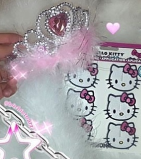 hello kitty, 2000s and pink