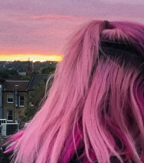 soft, aesthetic and pink sky