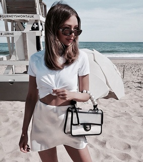 accessories, beach and chanel