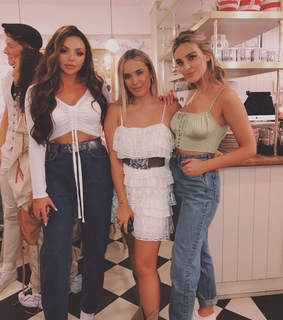 perrie edwards, Beautiful Girls and pesy