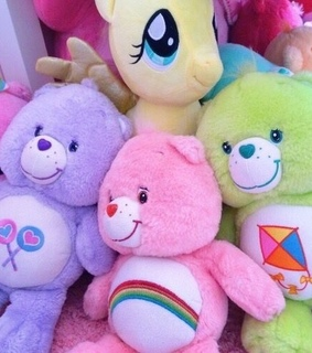 plush, happiness and bears