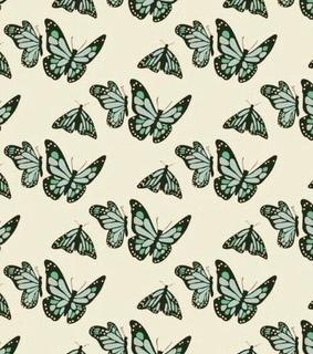 butterflies, cute and girly