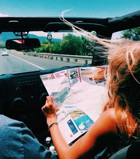 travel, friends and vsco