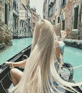 hairstyle, gondola and long