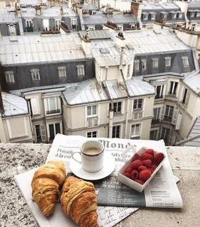 breakfast, coffee and morning
