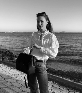 b&w, bag and black and white