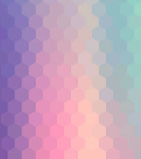 Gradients, background and blue