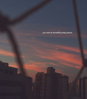 background, city and frases