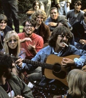hippie, music and 70s