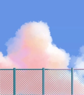 aesthetic, background and clouds