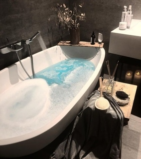 amazing, bath and bathtub