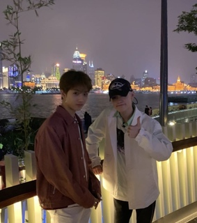 SM, boys and chenle