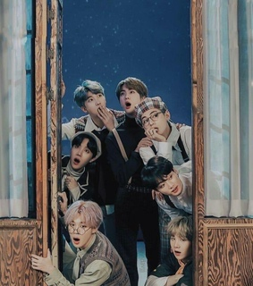ot7, bts wallpaper and bts lockscreen